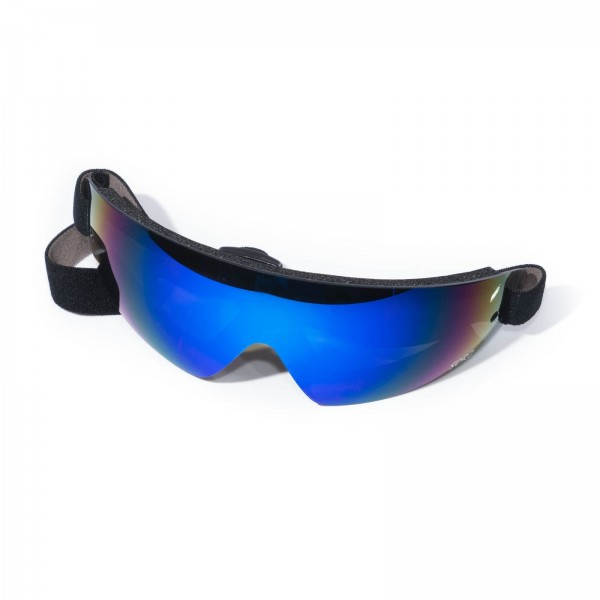 Blau Verspiegelte Brille für Motorschirm Gleitschirm Fallschirm